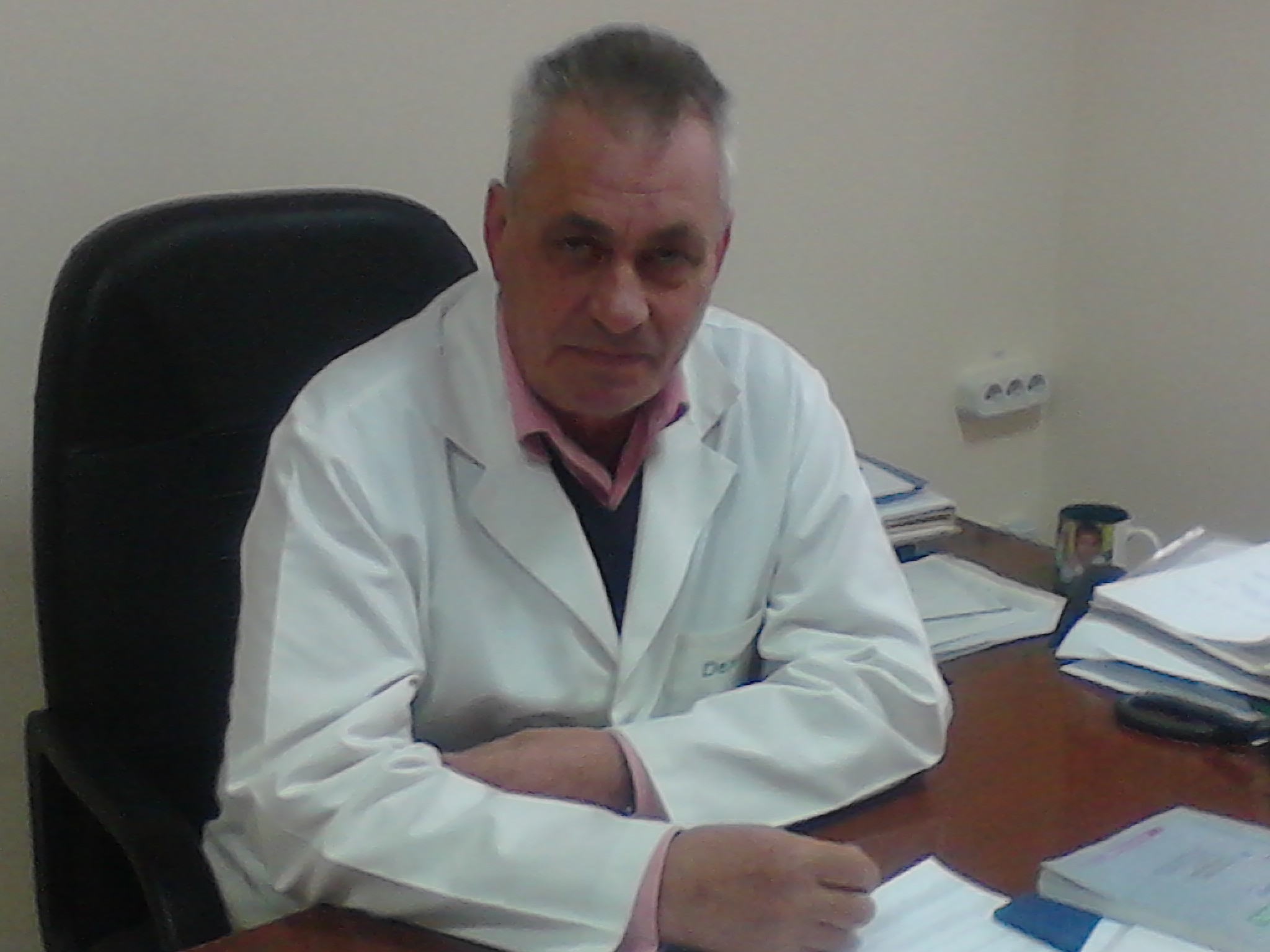 Центральная Клиническая Больница на станции Кишинев филиал ГП «Железная дорога Молдовы»